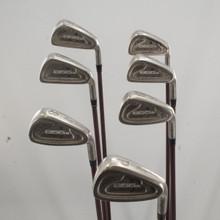 Tommy Armour 855S Golden Scot 4-P Iron Set Graphite Shaft Regular Flex 84111J