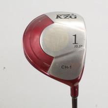 KZG CH-1 Driver 10.5 Degrees Graphite Lite Senior Flex Right-Handed 84134J