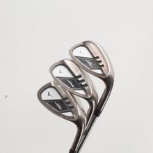 Mizuno JPX S2 Wedge Set 52,56,60 Degrees True Temper XP 105 Steel Shaft 83853A