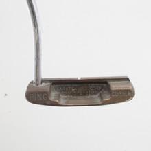 Ping KARSTEN Manganese Bronze Cushin Putter 34 Inches Steel Right-Hand 84413G