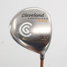 Cleveland Launcher 460cc Driver 10.5 Degrees Graphite Shaft Regular Flex 84425G