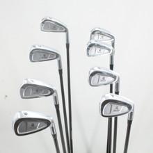 TaylorMade 300 Forged Iron Set 3-P Graphite CompPro Stiff Flex RIght-Jand 84149J