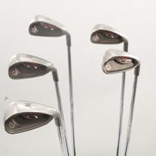 Ping G10 Iron Set 6-W Green Dot AWT Steel Stiff Flex Right-Handed 84155J