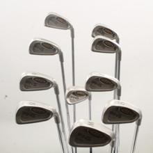 Ping I3 O-Size Iron Set 2-W,S Black Dot Steel True Temper Stiff Flex 84157J
