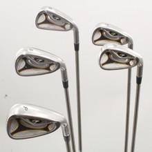 TaylorMade R7 Iron Set 6-P Graphite Shaft Stiff Flex Right-Handed 84159J
