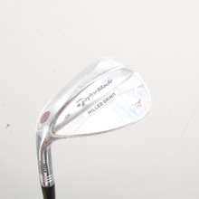TaylorMade Milled Grind Satin Chrome Wedge 56 Degrees LB 09 Left-Handed 84298B