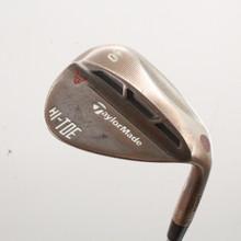 TaylorMade Milled Grind Hi-Toe Wedge 60 Deg KBS Steel Right-Hand 84446G