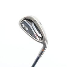 Ping G25 W Pitching Wedge Orange Dot TFC 80i Graphite Shaft Senior Flex 84707A