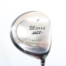 Marcs MGS Driver 9 Degrees Graphite Shaft Stiff Flex Right-Handed 84903H