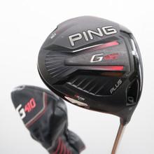 PING G410 Plus Driver 9 Degrees Graphite Tour 65 Stiff Flex Right-Hand 84488G