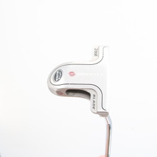 Odyssey White Steel 2-Ball Blade Putter 35 Inches Steel Right-Handed 84683B
