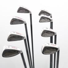 Wilson Fat Shaft II Iron Set 3-P Graphite Shaft Regular Flex Right-Handed 84809J