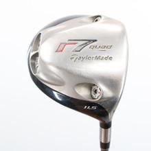 TaylorMade R7 Quad Driver 11.5 Degrees MAS Regular Flex Right-Handed 84828J