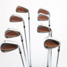 Taylormade Burner Oversize Iron Set 4-P,S Graphite Steel Regular Flex 84857J
