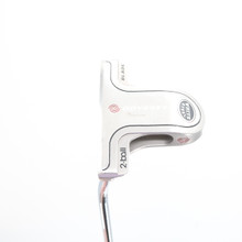 Odyssey White Steel 2-Ball Blade Putter 35 Inches Steel Left-Handed 85162B