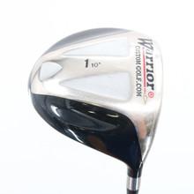Warrior Golf Driver 10 Degrees Harrison Graphite Regular Flex Right-Hand 84878J