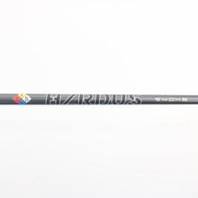 PING HZRDUS Smoke Black Driver Shaft 6.0 Stiff, Adapter fits G410, G425 85415T