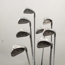 Ping EYE2 Iron Set 3-W Black Dot Steel ZZ-Lite Stiff Flex Right-Handed 84887J
