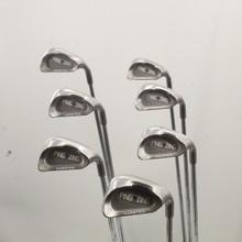 Ping Zing Iron Set 5-W,S Blue Dot Steel Karsten Stiff Flex Right-Handed 84888J
