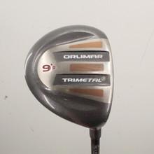 Orlimar Trimetal Driver 9 Degrees Graphite Shaft Regular Flex 85291H