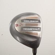 Orlimar Trimetal Driver 9.5 Degrees Graphite Shaft Stiff Flex 85292H