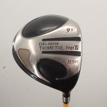 Orlimar Trimetal HipTi 315CC Driver 9.5 Degrees Graphite Stiff Flex 85293H