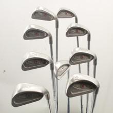 Ping EYE2 Iron Set 3-W,S Red Dot Steel Shaft Stiff Flex Right-Handed 84895J