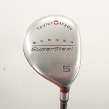 TaylorMade Burner SuperSteel 5 Wood Graphite Shaft R-80 Regular Flex 85295H