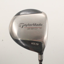TaylorMade 360 Ti Driver 10.5 Degrees Ultralite Graphite Senior M Flex 85533H