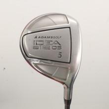Adams Idea a12 OS 5 Fairway Wood Graphite Lite Senior Flex Right-Handed 85543H
