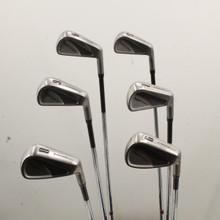 Adams Tight Lies GT Tour Iron Set Steel Shaft Stiff Flex Right-Handed 85628J