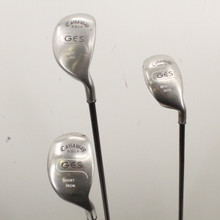 Callaway GES Long Iron Set Graphite Shaft Ladies Flex Right-Handed 85629J