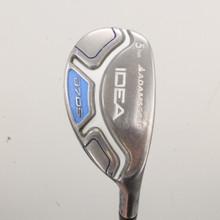 Adams Idea A7OS Max Individual 5 Hybrid Iron Ladies Flex Right-Handed 85553H