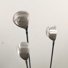Adams GT/Tight Lies 1,3,9 Wood Set Graphite Regular Flex Right-Handed 85631J