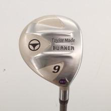 TaylorMade Burner Fairway 9 Wood Bubble 2 Shaft Ladies Flex Right-Handed 85565H