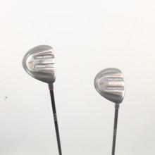 Orlimar Trimetal Fairway Wood Set 15 & 21 Degrees Graphite Stiff Flex 85638J