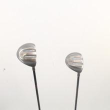 Orlimar Trimetal Fairway Wood Set 15 & 23 Degrees Graphite Regular Flex 85639J