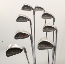 Ping EYE2 Iron Set 4-W,S Orange Dot Steel Shaft Stiff Flex Right-Handed 85655J