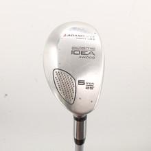 Adams Idea i-Wood 5 Iron Pro Hybrid Aldila Graphite Shaft Ladies Flex 86015H