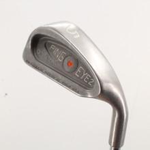 Ping Eye 2 Individual 5 Iron Orange Dot ZZ-Lite Steel Shaft Stiff Flex 85658J