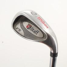 Wilson Fat Shaft Individual 9 Iron True Temper Stiff Flex Right-Handed 85677J
