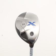 Callaway X 4H Hybrid 24 Deg Graphite Light Senior Flex Right-Handed 85859G