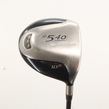TaylorMade R540 Driver 10.5 Degrees M.A.S.2 70 Stiff Flex Right-Handed 85863G