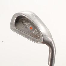 Ping EYE 2 Plus Individual 6 Iron Orange Dot Steel K-Shaft Stiff Flex 85688J