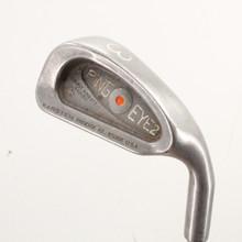 Ping EYE 2 Plus Individual 3 Iron Orange Dot Steel K-Shaft Stiff Flex 85690J