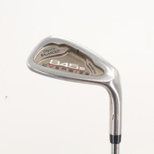 Tommy Armour 845s Oversize Gap Wedge Steel Shaft Uni-Flex Right-Handed 86041H