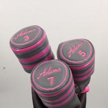 Adams IDEA  Wood Set 3,5,7 Grafalloy 45gm Ladies Womens Flex 85866G