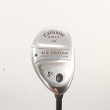 Callaway Big Bertha Heavenwood 5 Hybrid 26 Degrees Graphite Ladies Flex 86052H