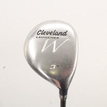 Cleveland Launcher W 3 Fairway Wood Graphite Shaft Ladies Flex Right-Hand 86054H