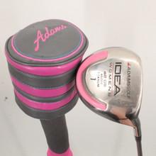 Adams IDEA A2OS 1 Driver Graphite Shaft Right-Handed Women's Ladies Flex 86055H
